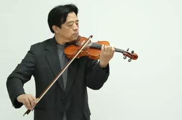 提琴声中的悠扬人生---王剑生
