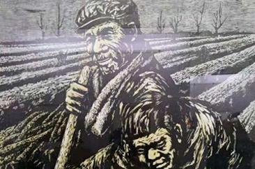 纪念改革开放·菏泽美术40年优秀作品展开展