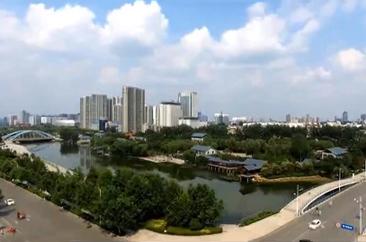 飞阅菏泽:改革开放40年 记录发展之路