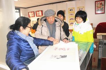 """聊城市东昌府区被命名为""""中国木板年画之乡"""""""