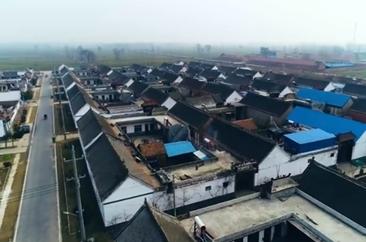 菏泽市定陶区:带你走进鲁西南建筑风格传统民居群袁堂村