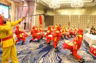 千年黄河之舞——东明羊抵头鼓舞