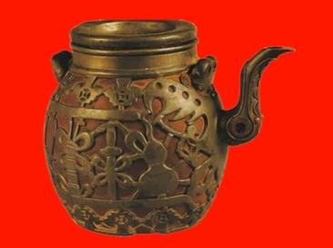 阳信县:千锤百炼 手工锡壶传承百年