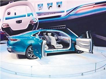 跨界技术加速融入新一代汽车产业