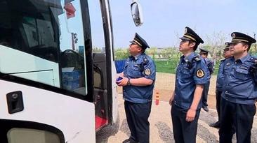 """查""""黑旅游车""""!北京强化世园会交通运输秩序保障工作"""
