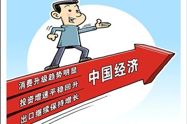"""""""稳""""的气质凸显""""进""""的空间广阔——从基本面看中国经济发展潜力"""