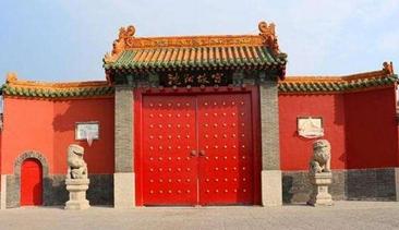 200余年历史沈阳故宫太庙开放修缮观摩