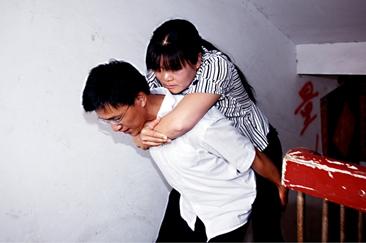 鄄城县樊庆杰:甘愿做妻子的拐杖