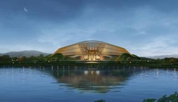 北京世园会组合盆栽国际竞赛展示在京启幕