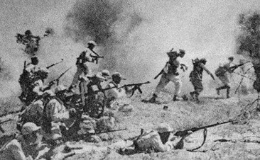 山东战场上著名的战役——鲁南战役
