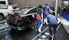 中国汽车消费或将回暖 绿色智能个性成新动力