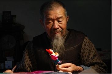 国家级非物质文化遗产——曹州面人