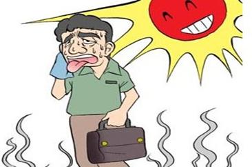 福建:防暑降温列入职业健康执法内容