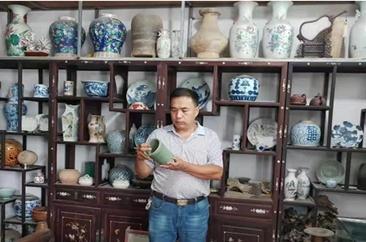 曹县:贫穷而富有的民间收藏家——张瑞