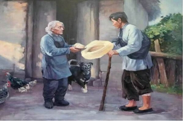 """赣南红色故事:腰缠万贯的""""讨米人"""""""