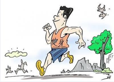 定期运动有助预防慢性疾病