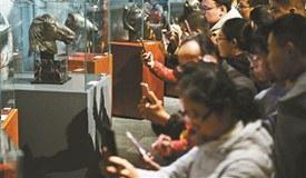 圆明园马首铜像返乡国博首展