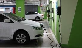 全国首批新能源汽车推广示范城市之一,山东青岛—— 电动车充电 怎样更方便