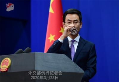 """外交部:中方将尽力向有需要的国家提供战""""疫""""援助"""