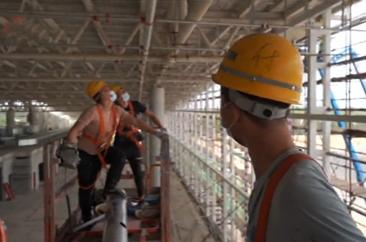 菏泽争取到位资金312亿元用于机场、高铁建设 169个项目全部如期开工