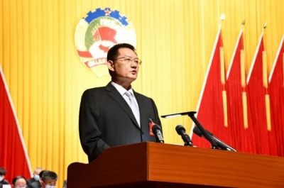 今天,菏泽市政协十五届五次会议隆重开幕!