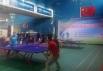菏泽举办第八届全民健身运动会乒乓球赛  42支代表队参加