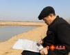 农民画家笔下的黄河滩区脱贫迁建